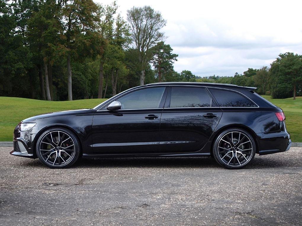 2017 Audi  RS6  PERFORMANCE AVANT TFSI QUATTRO AUTO  59,948 For Sale (picture 2 of 24)