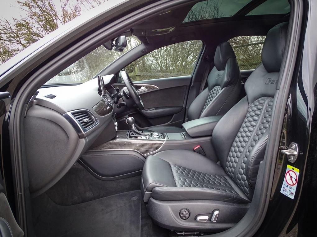 2017 Audi  RS6  PERFORMANCE AVANT TFSI QUATTRO AUTO  59,948 For Sale (picture 3 of 24)