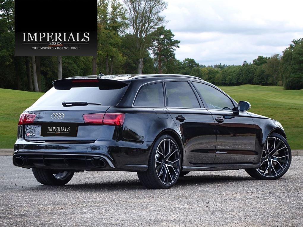 2017 Audi  RS6  PERFORMANCE AVANT TFSI QUATTRO AUTO  59,948 For Sale (picture 4 of 24)