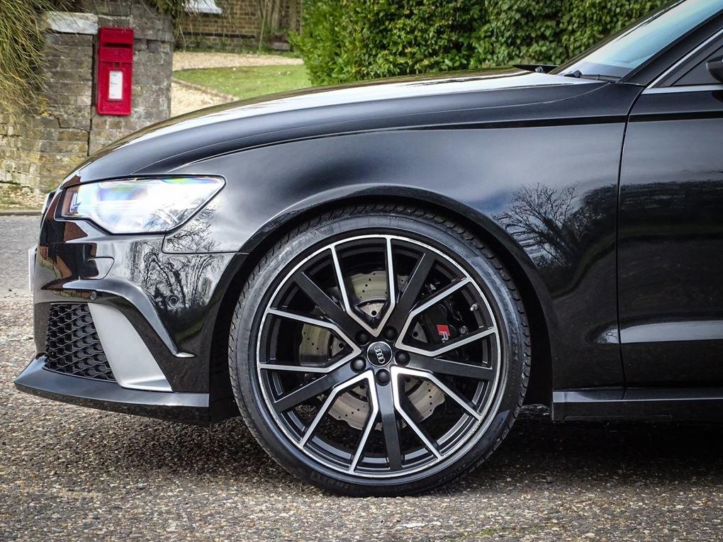 2017 Audi  RS6  PERFORMANCE AVANT TFSI QUATTRO AUTO  59,948 For Sale (picture 5 of 24)