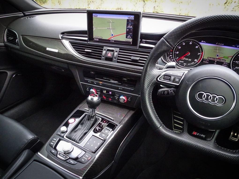2017 Audi  RS6  PERFORMANCE AVANT TFSI QUATTRO AUTO  59,948 For Sale (picture 6 of 24)