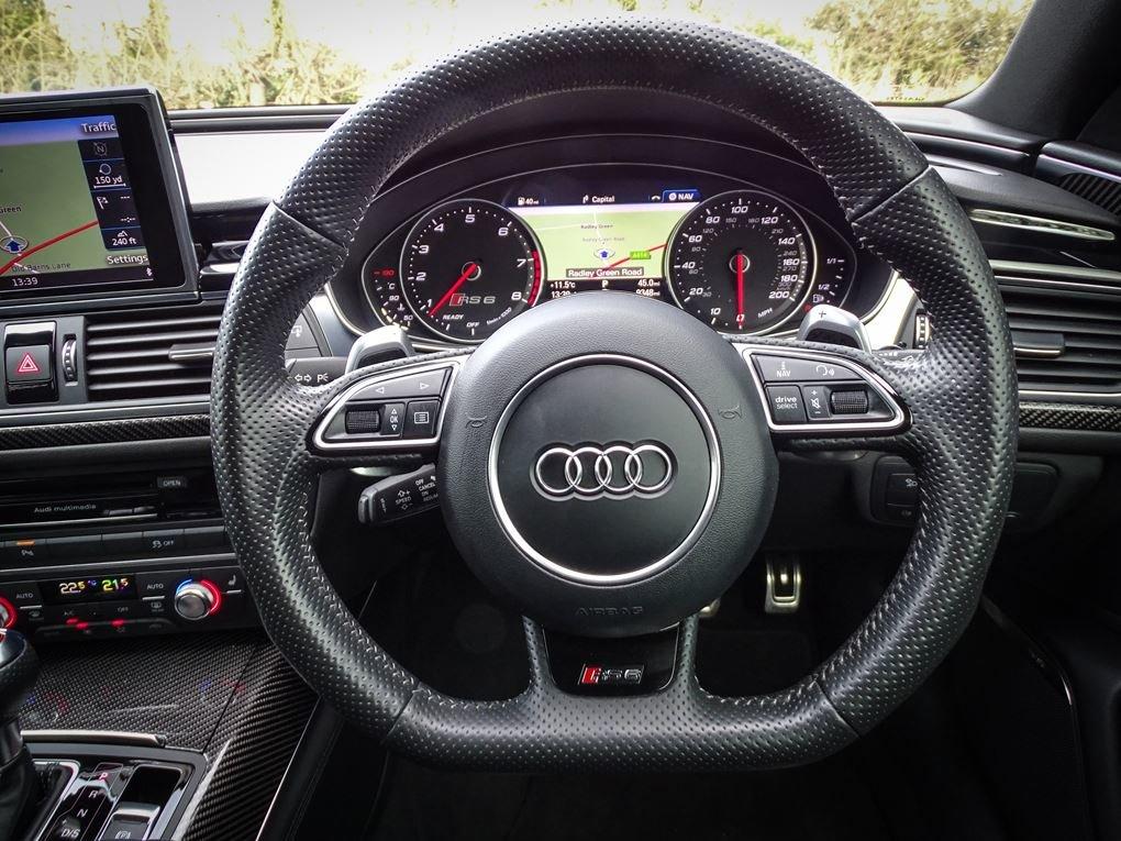 2017 Audi  RS6  PERFORMANCE AVANT TFSI QUATTRO AUTO  59,948 For Sale (picture 7 of 24)