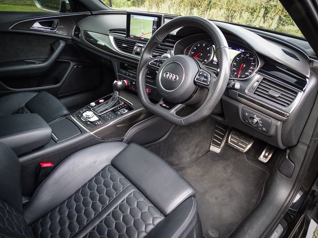 2017 Audi  RS6  PERFORMANCE AVANT TFSI QUATTRO AUTO  59,948 For Sale (picture 8 of 24)