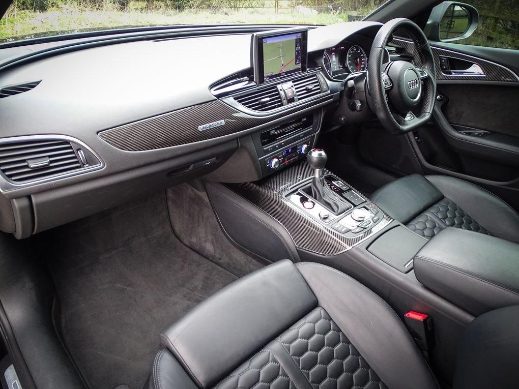 2017 Audi  RS6  PERFORMANCE AVANT TFSI QUATTRO AUTO  59,948 For Sale (picture 13 of 24)