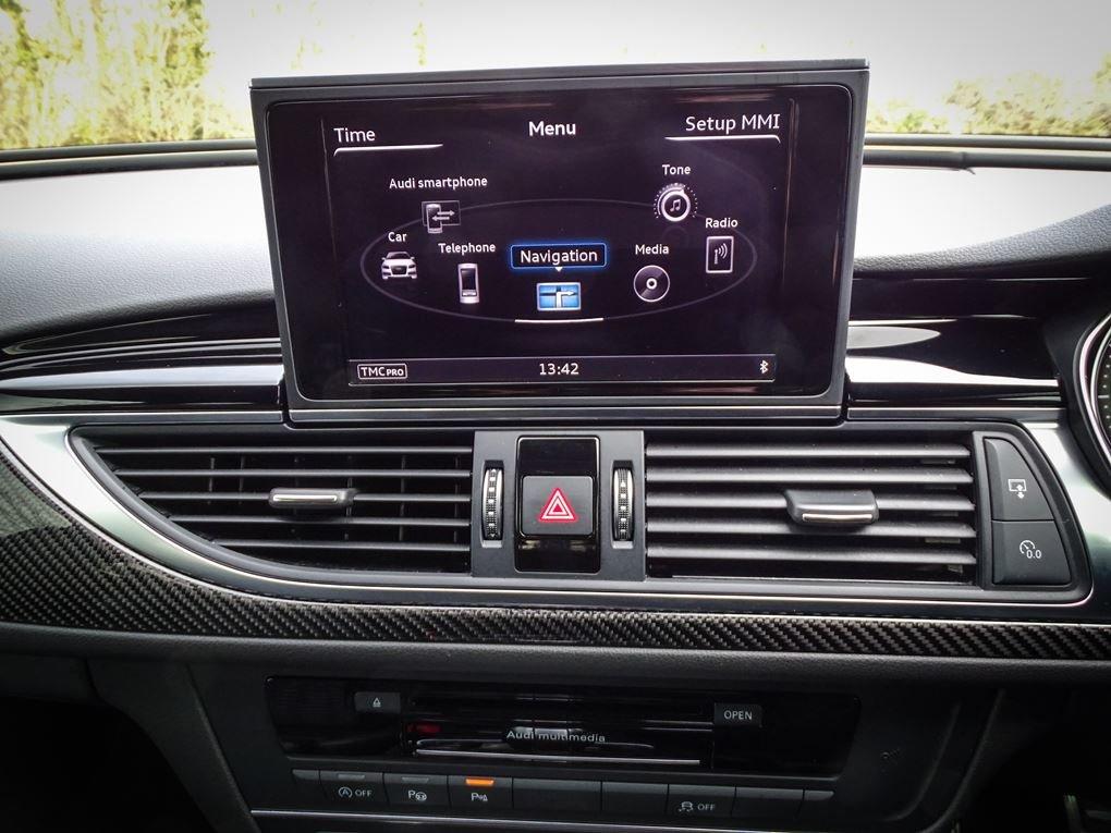 2017 Audi  RS6  PERFORMANCE AVANT TFSI QUATTRO AUTO  59,948 For Sale (picture 18 of 24)