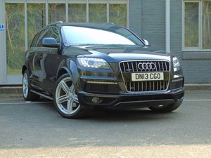Audi Q7 3.0 TDI Tiptronic quattro S-LINE PLUS LTD EDT