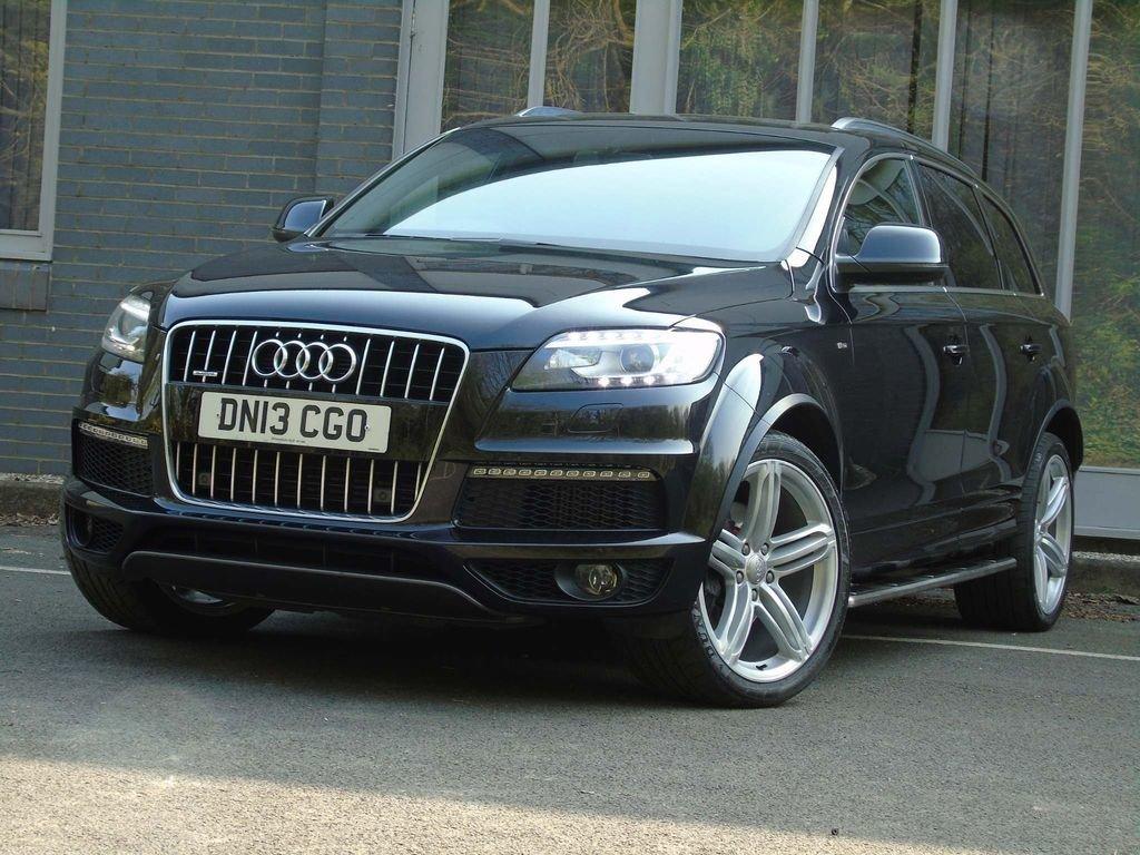 2013 Audi Q7 3.0 TDI Tiptronic quattro S-LINE PLUS LTD EDT SOLD (picture 2 of 10)