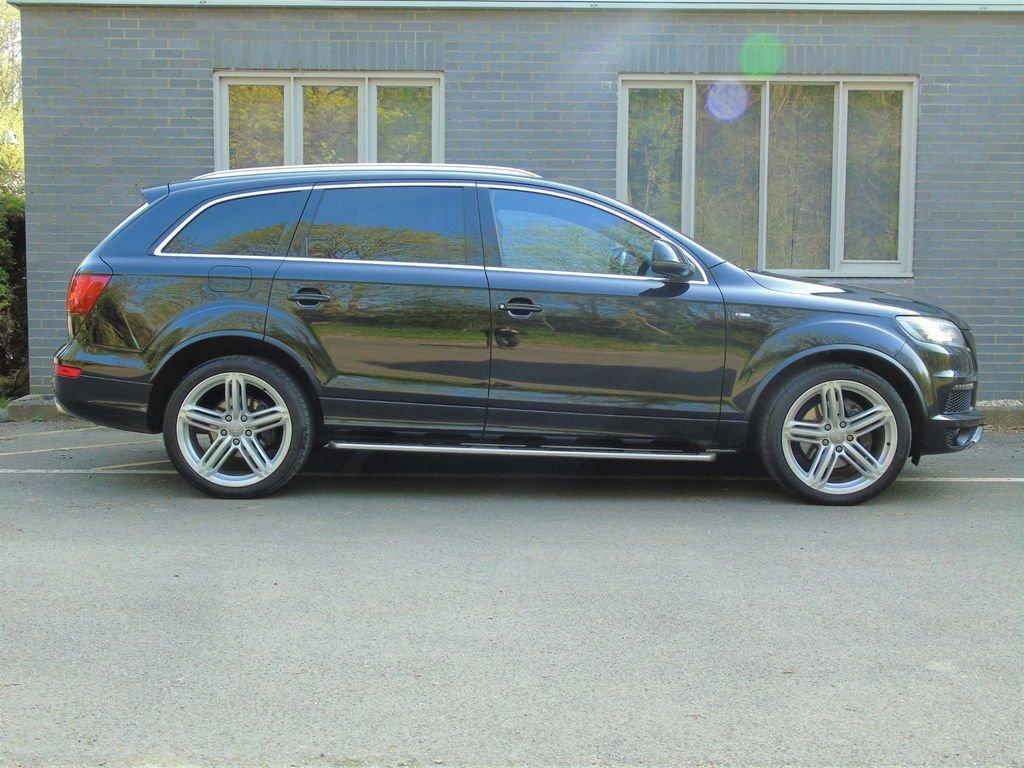 2013 Audi Q7 3.0 TDI Tiptronic quattro S-LINE PLUS LTD EDT SOLD (picture 3 of 10)