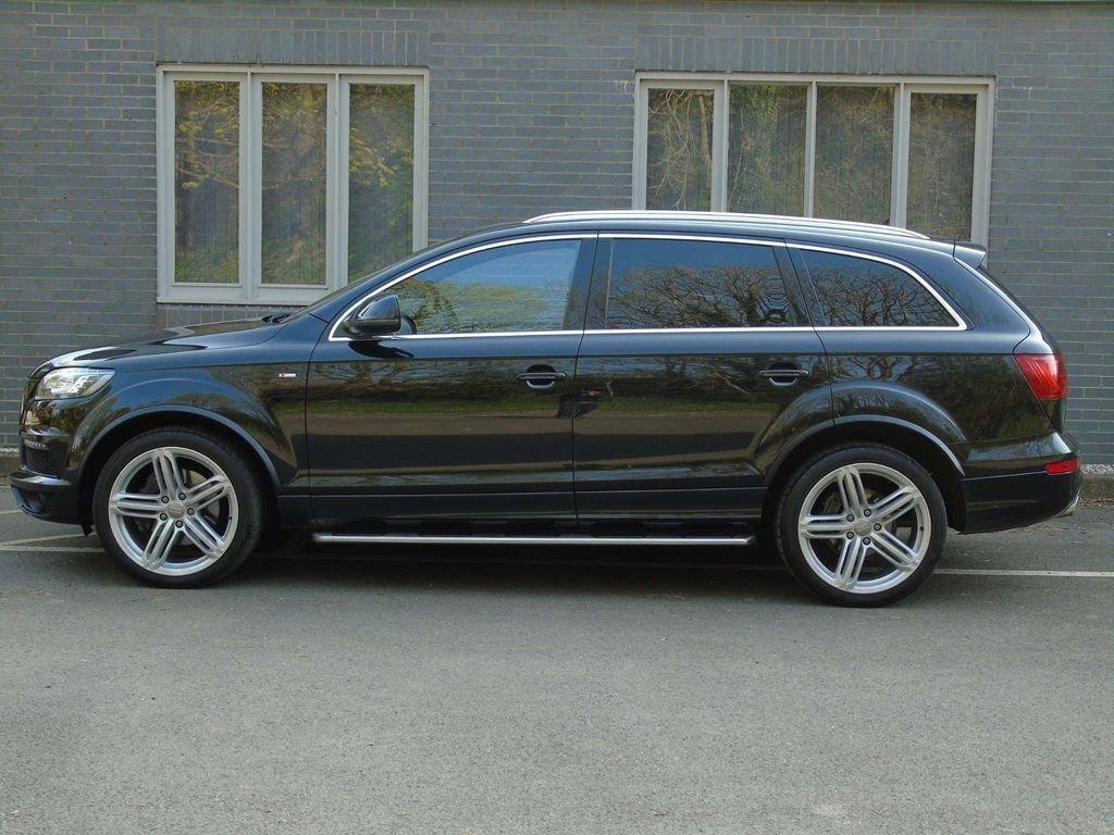 2013 Audi Q7 3.0 TDI Tiptronic quattro S-LINE PLUS LTD EDT SOLD (picture 4 of 10)