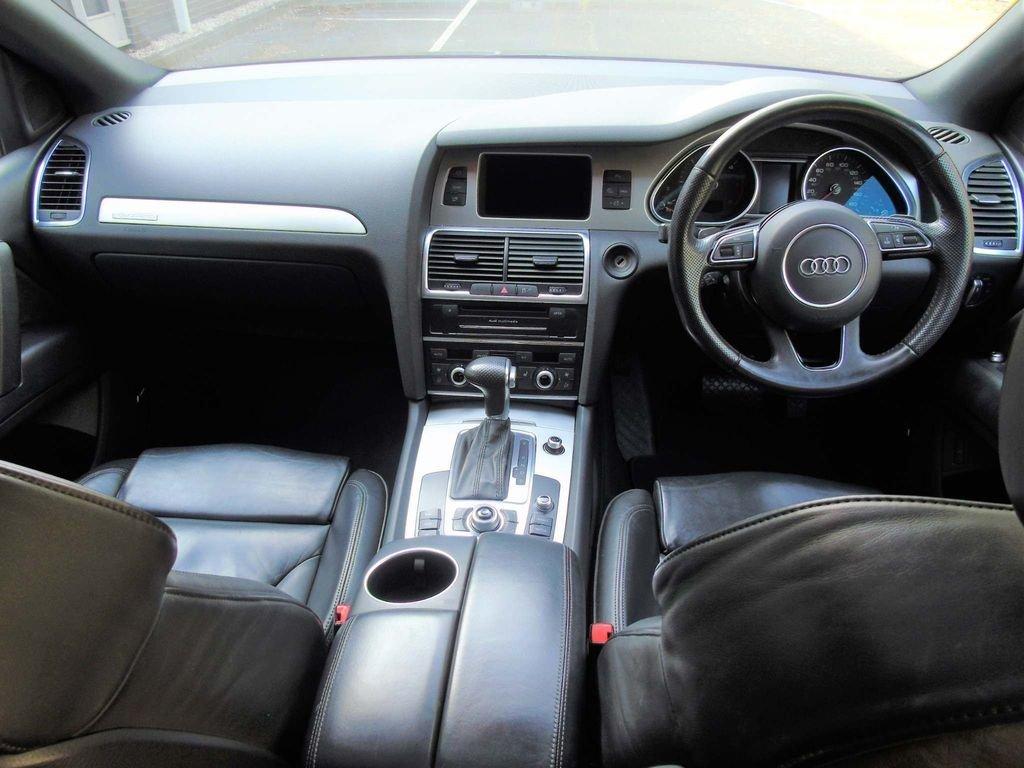 2013 Audi Q7 3.0 TDI Tiptronic quattro S-LINE PLUS LTD EDT SOLD (picture 8 of 10)