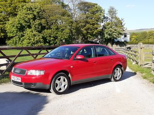 2002 Audi A4 1.6 SE ~ 1 Owner from new