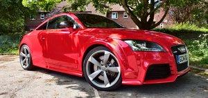 Audi TT RS Plus - Auto