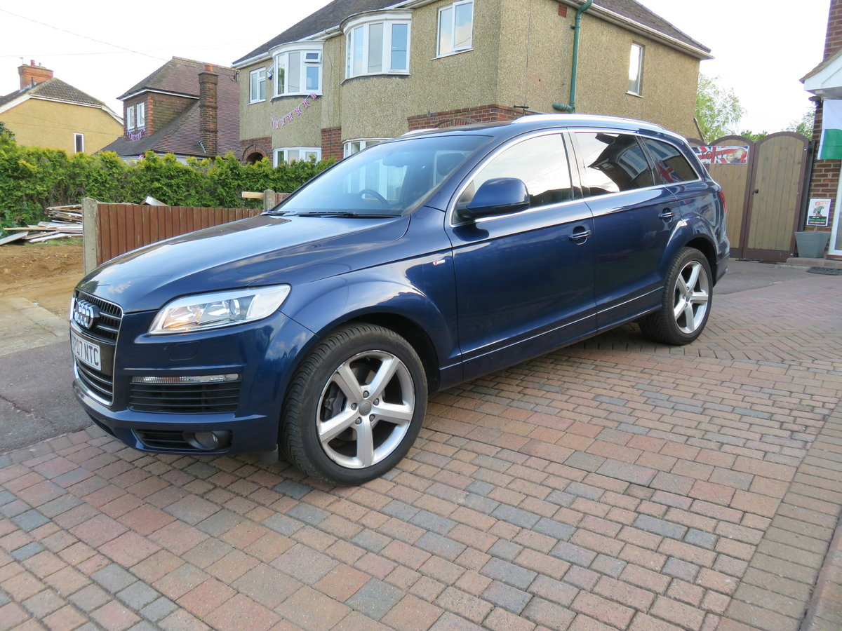 Audi Q7 4.2 TDi S-Line 2007 SOLD (picture 2 of 6)