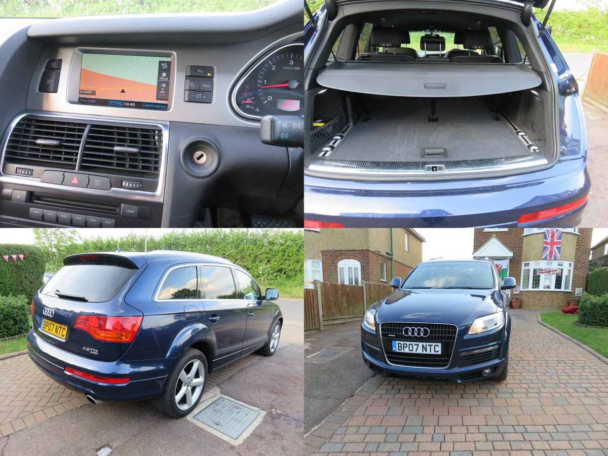 Audi Q7 4.2 TDi S-Line 2007 SOLD (picture 6 of 6)