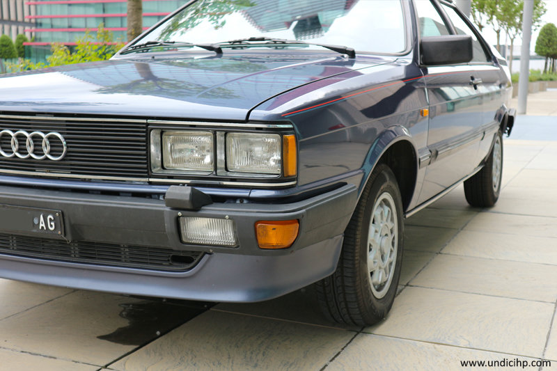 1982 Audi Coupé GT 5S - 1st owner - low mileage For Sale (picture 4 of 6)