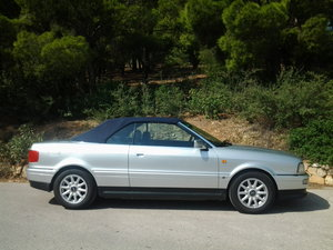 Immaculate 98 Audi Cabriolet 1.8lt 20valve