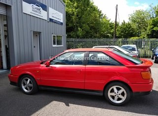 Picture of 1991 Audi Coupe S2 quattro Turbo 20V, 75K Miles SOLD