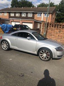 Audi TT 225 bhp