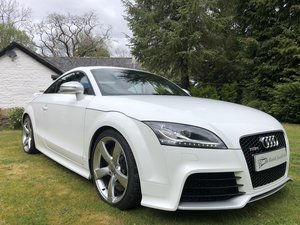 Picture of 2011 Audi TT RS Coupe 2.5T FSI quattro S Tronic MY TTRS RS3