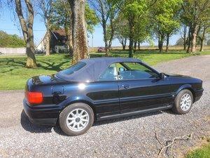 1993 Audi 80 cabriolet 2.3 E LHD