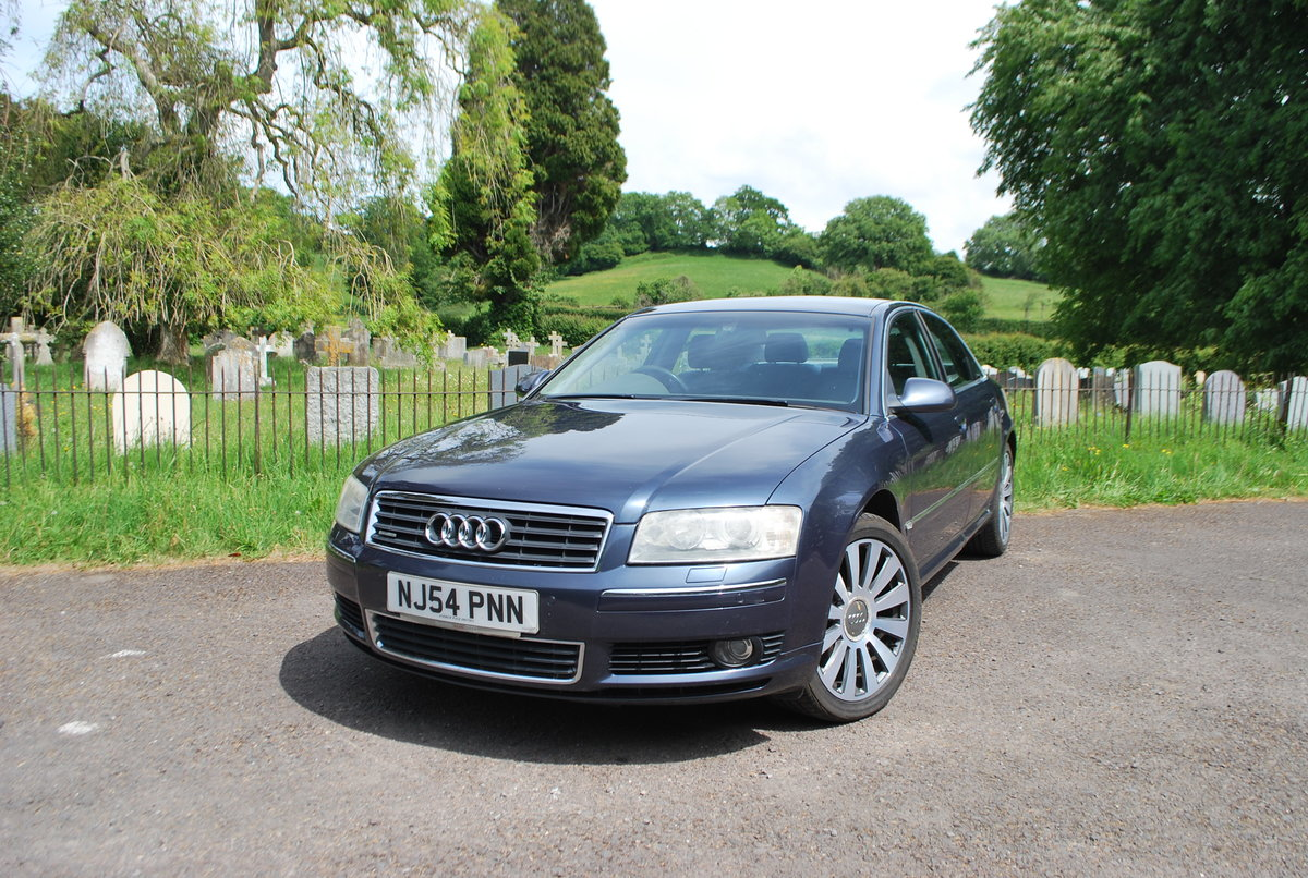 2004 Audi A8 For Sale (picture 3 of 6)