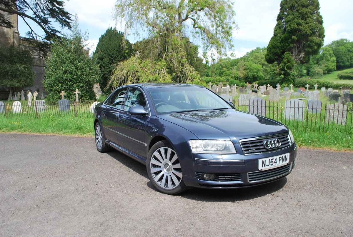 2004 Audi A8 For Sale (picture 5 of 6)