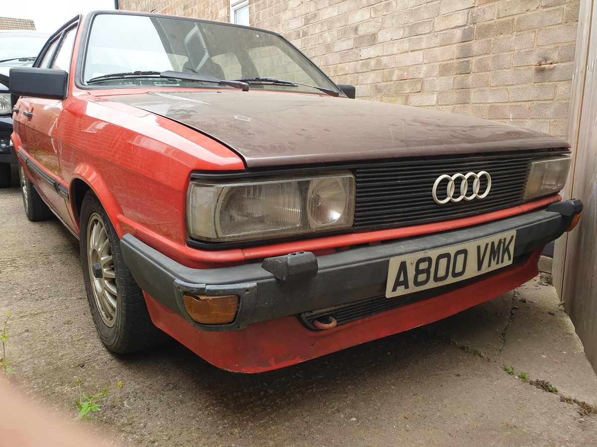 1983 Audi 80 Quattro For Sale (picture 2 of 6)