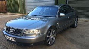 2002 The Ex-Robert Plant  Audi S8