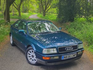 Audi Coupe 2.0E *RECENT CLUTCH AND CAMBELT*