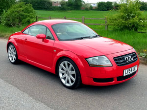 2004 AUDI TT 1.8T QUATTRO 225 | ONLY 88000 MILES | 11 STAMPS SOLD