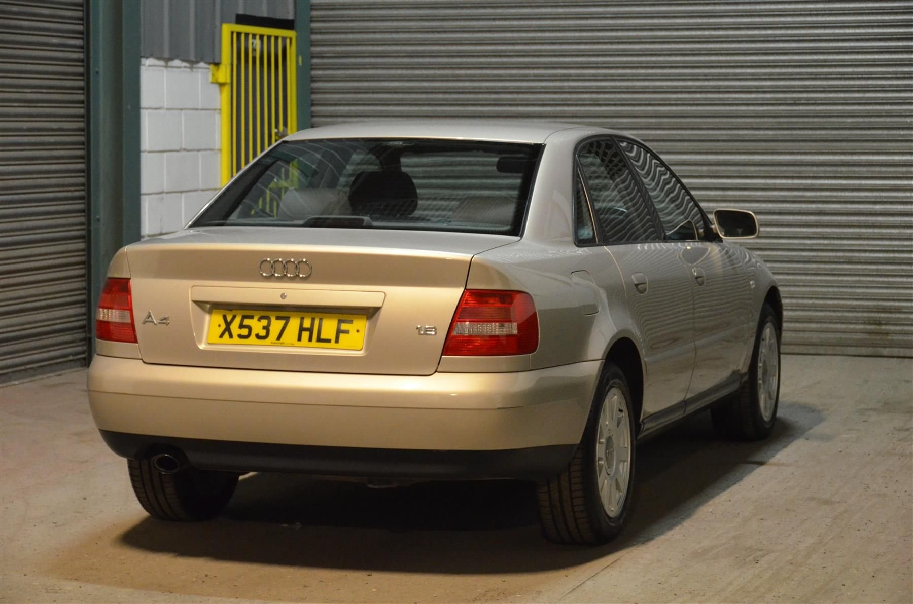 2000 Audi A4 1.8 SE SOLD (picture 2 of 6)
