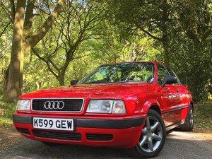 1992 1993 Audi 80 2.0 16v *WONDERFUL EXAMPLE*