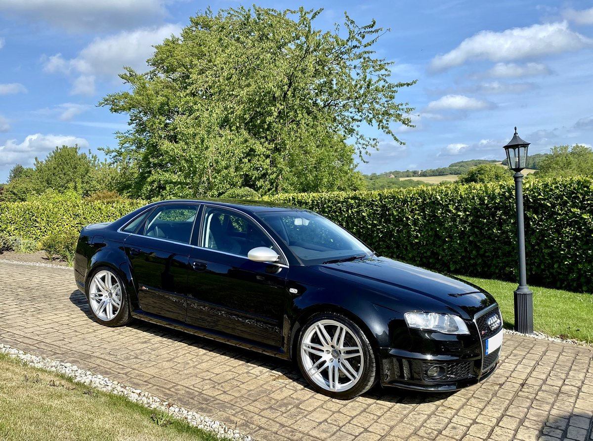 2007 Audi RS4 (B7) - 29,460 Miles - FASH SOLD   Car And ...