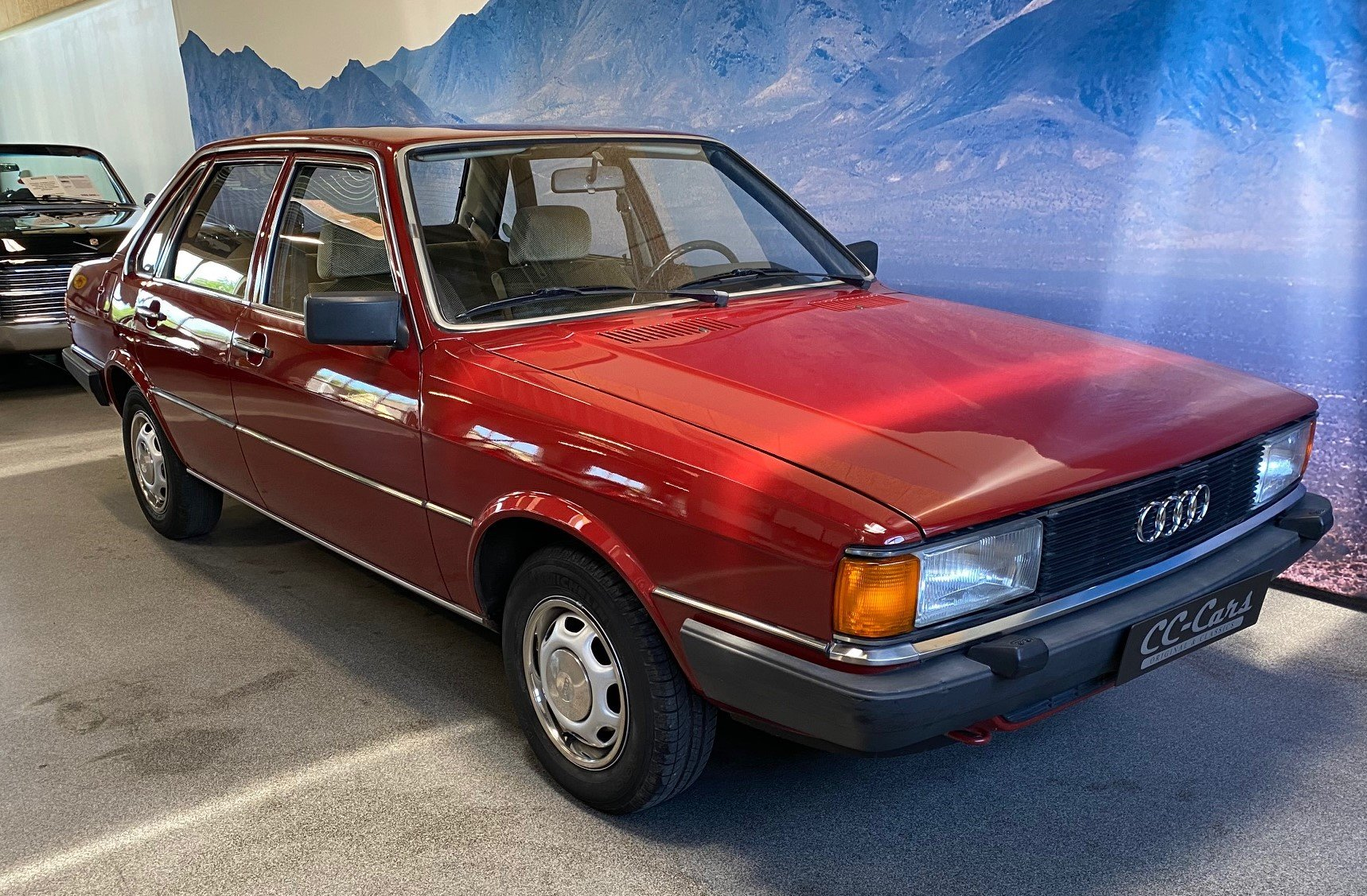 1983 Audi 80 GL  For Sale (picture 1 of 6)