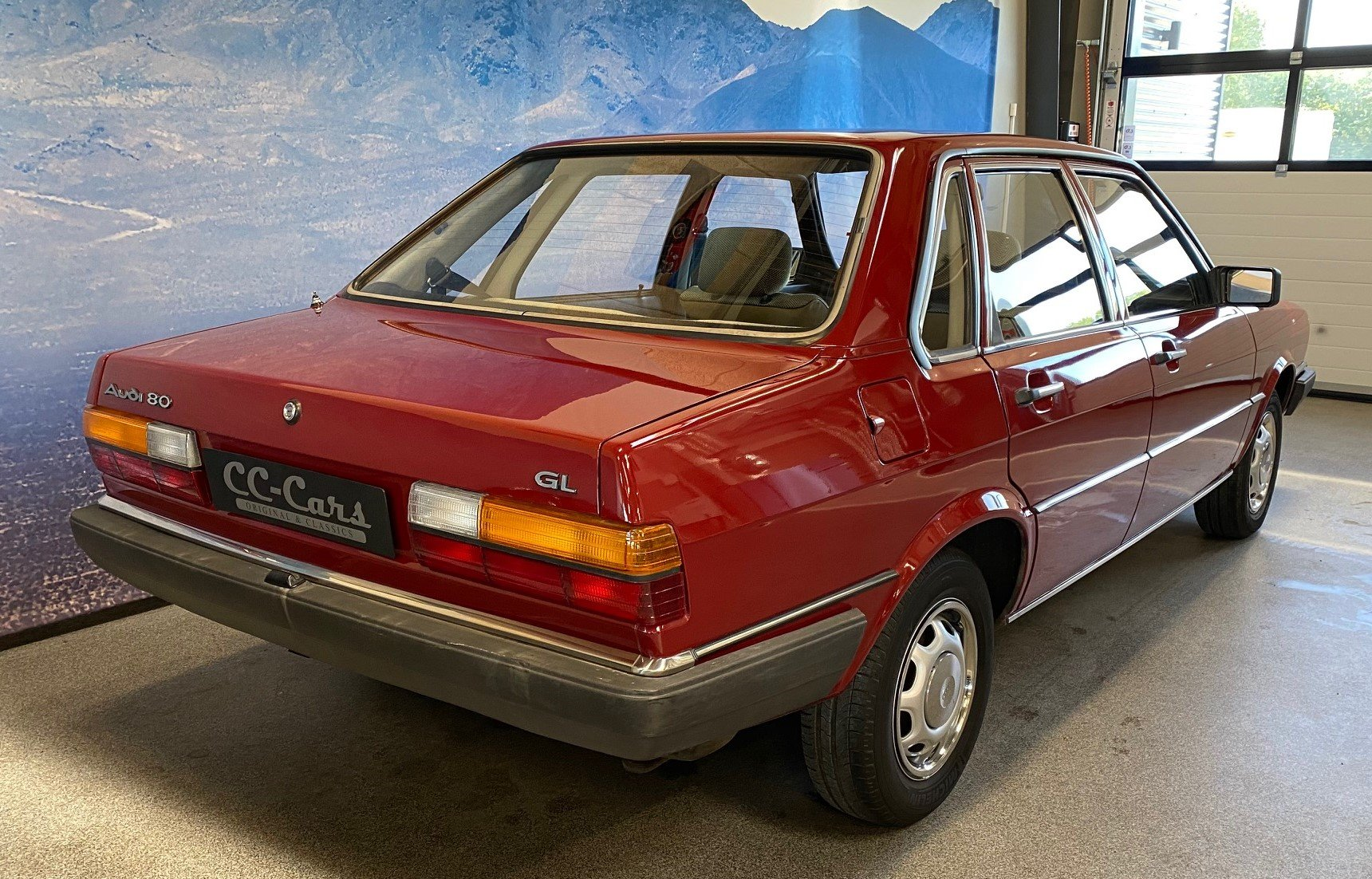1983 Audi 80 GL  For Sale (picture 3 of 6)