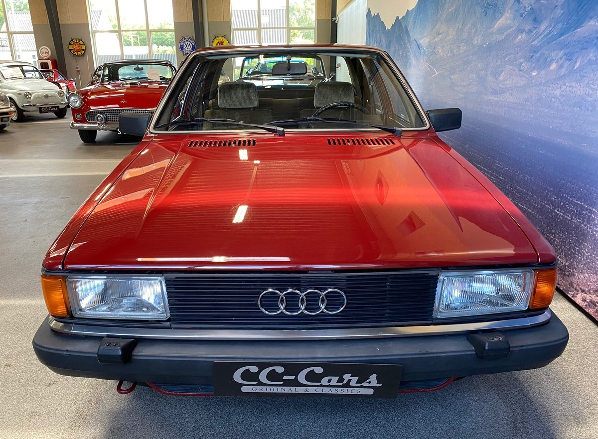 1983 Audi 80 GL  For Sale (picture 4 of 6)