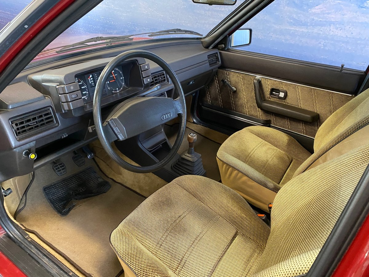 1983 Audi 80 GL  For Sale (picture 5 of 6)