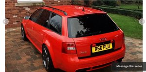 2004 RS6 C5 Plus very rare car in stunning condition