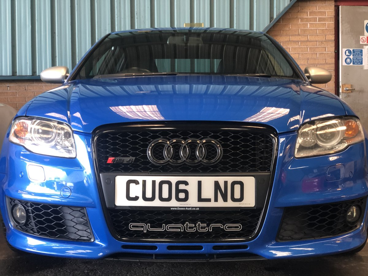 2006 Audi RS4 B7 low mileage For Sale (picture 3 of 6)