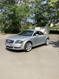 Picture of 2001 Audi TT Coupe 225 BHP