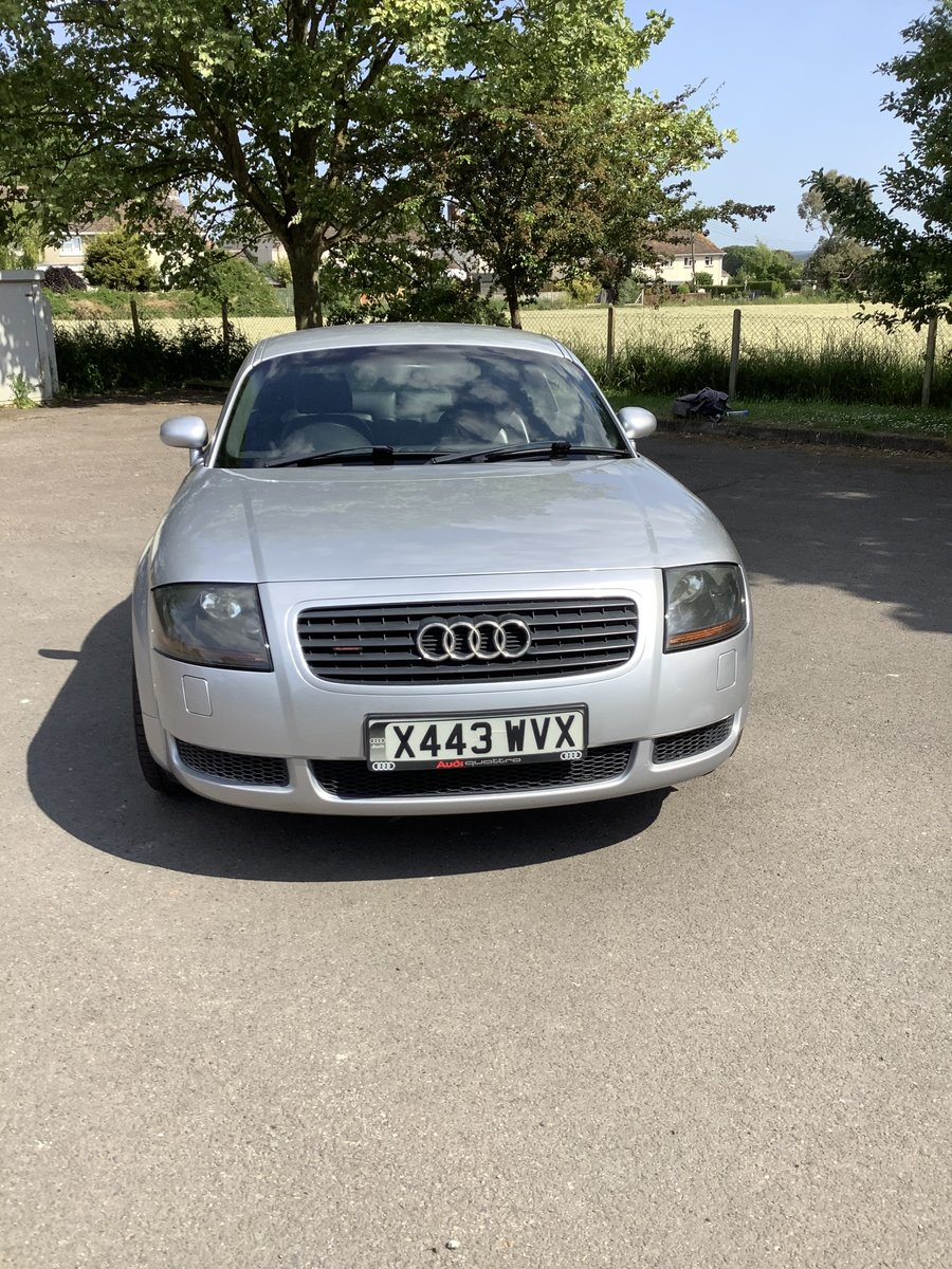 2001 Audi TT Coupe 225 BHP For Sale (picture 5 of 6)