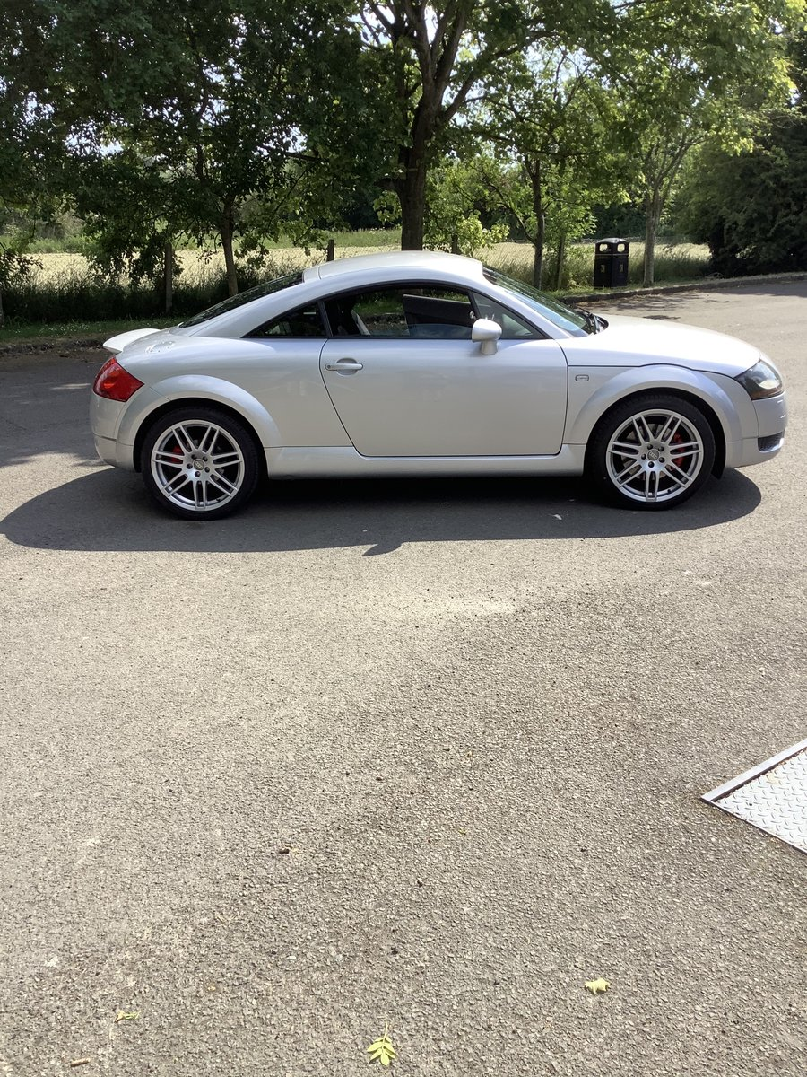 2001 Audi TT Coupe 225 BHP For Sale (picture 6 of 6)