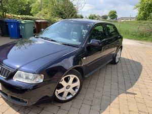 2001 Audi S3 AMK 210 BHP Very Rare