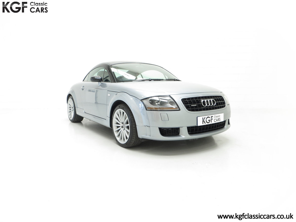 2006 One of 800 Special Edition Cars, an Audi Quattro TT Sport SOLD (picture 1 of 24)