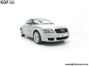 2006 One of 800 Special Edition Cars, an Audi Quattro TT Sport SOLD