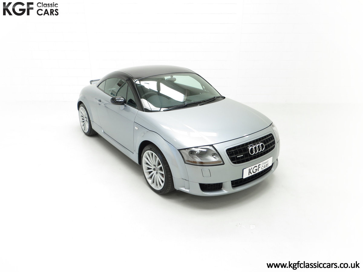 2006 One of 800 Special Edition Cars, an Audi Quattro TT Sport SOLD (picture 2 of 24)