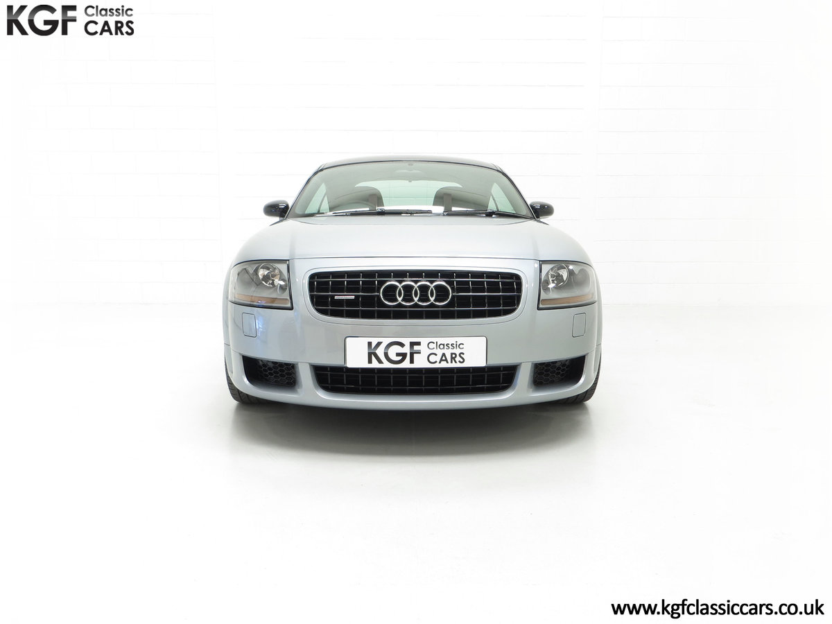 2006 One of 800 Special Edition Cars, an Audi Quattro TT Sport SOLD (picture 3 of 24)