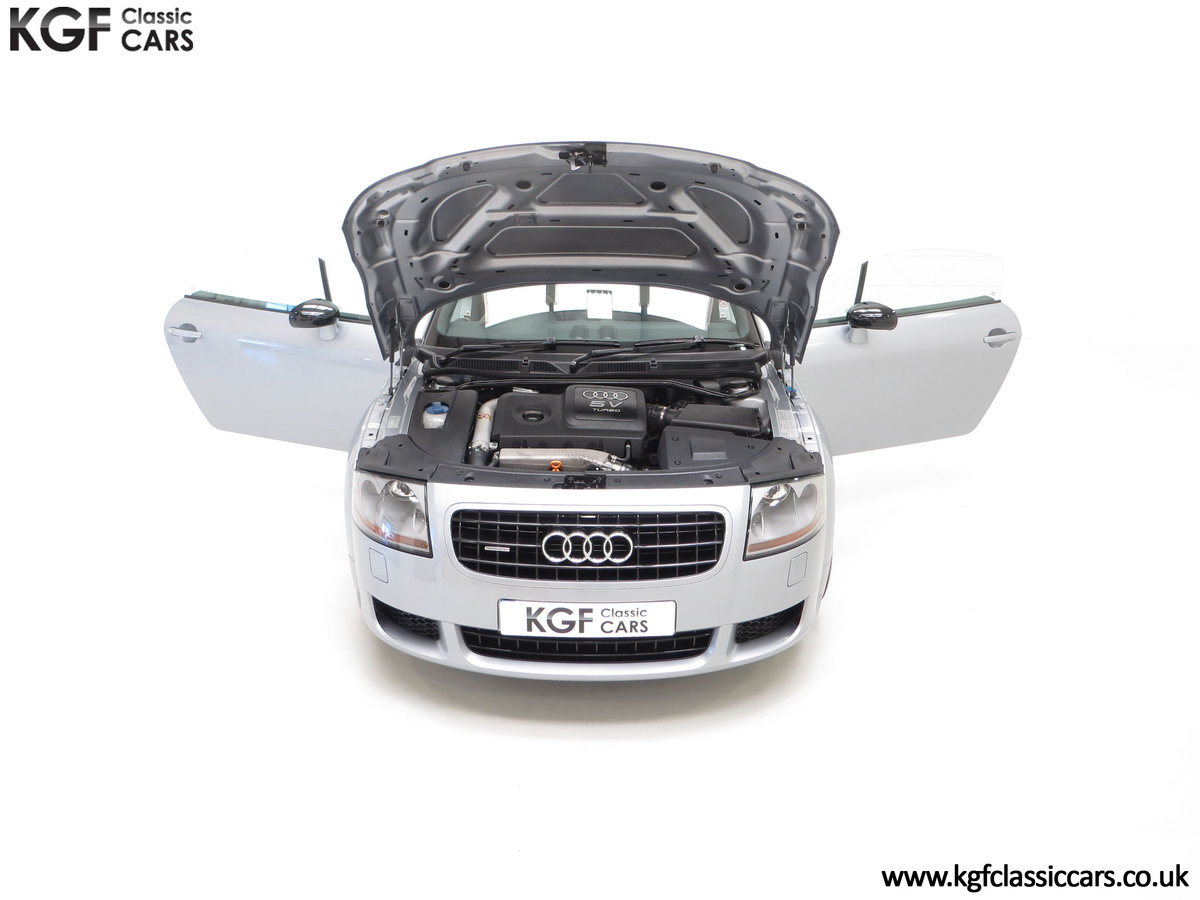 2006 One of 800 Special Edition Cars, an Audi Quattro TT Sport SOLD (picture 4 of 24)
