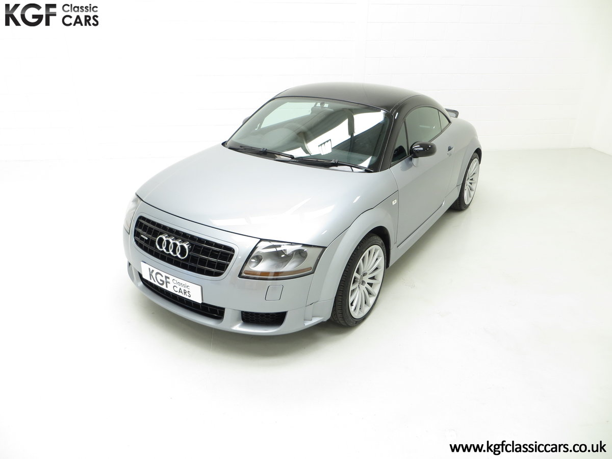2006 One of 800 Special Edition Cars, an Audi Quattro TT Sport SOLD (picture 5 of 24)