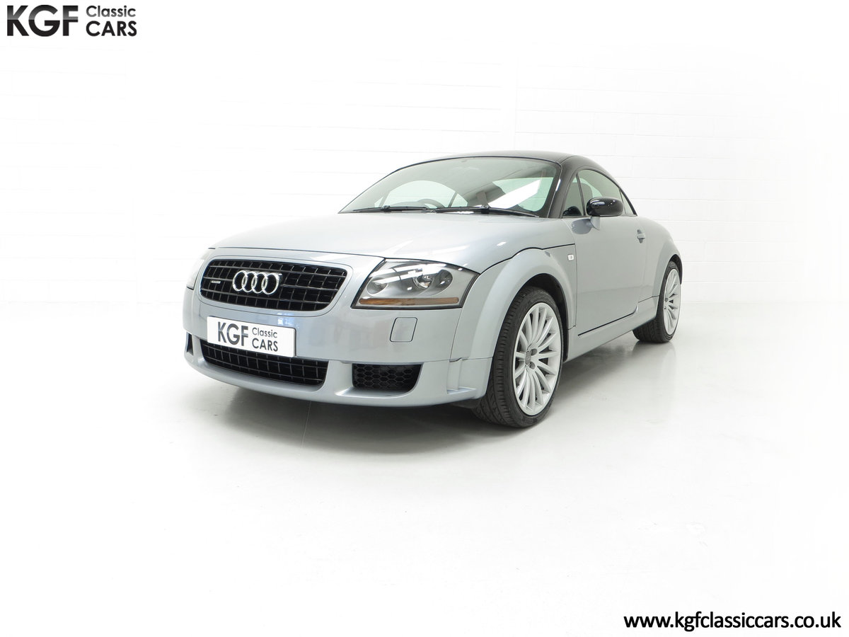 2006 One of 800 Special Edition Cars, an Audi Quattro TT Sport SOLD (picture 6 of 24)